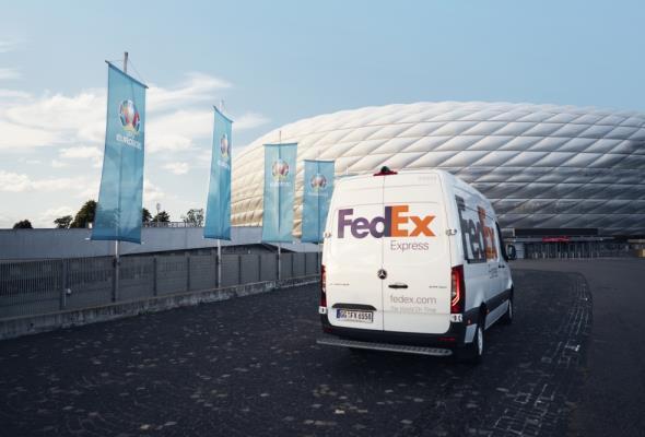 FedEx gotowy na Euro 2021