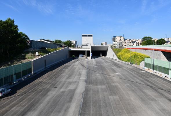 Tunel POW bez komórek, ale z kamerami i nowoczesnym systemem bezpieczeństwa