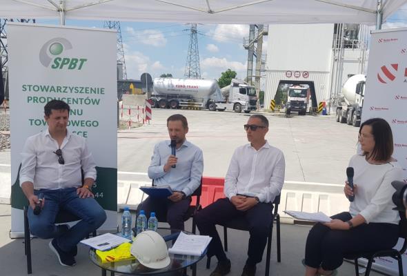 Rok w branży betonowej: stabilizacja, z nowymi regulacjami w tle