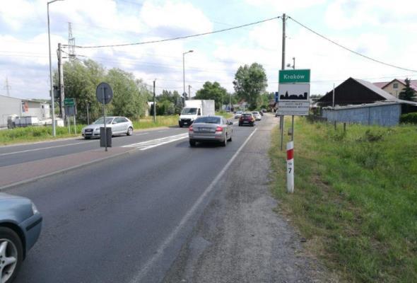 Eurovia przebuduje ważne skrzyżowanie pod Krakowem