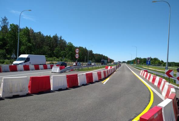 Dwiema jezdniami na S19 Janów – Lasy Janowskie