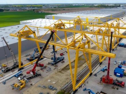 NDI rozbuduje terminal intermodalny CLIP