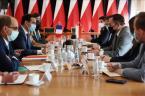 Polsko-francuskie rozmowy o CPK