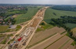 Beton CEMEX na budowie Północnej Obwodnicy Krakowa
