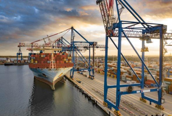Port Gdańsk z nową infrastrukturą. Finał ważnej inwestycji