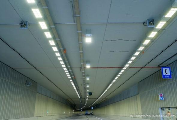 GDDKiA chce otworzyć tunel pod Ursynowem za dwa miesiące [film]