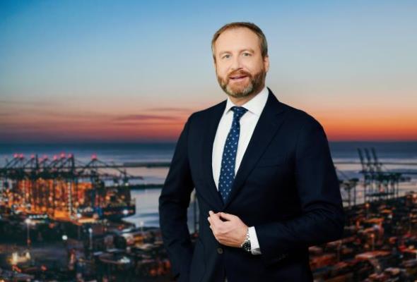 DCT Gdańsk ma nowego szefa