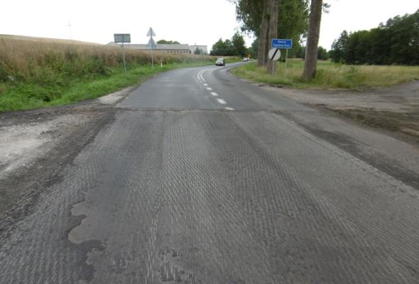 Rusza przebudowa dróg w powiecie sępoleńskim