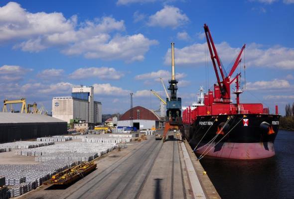 Lipiec kolejnym miesiącem wzrostu w portach Szczecin i Świnoujście