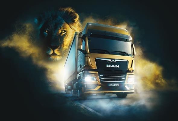 115 Nowych ciężarówek MAN TGX trafi do floty Menzies Distribution