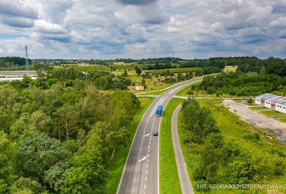 Mosty Gdańsk wybrane do projektowania A2
