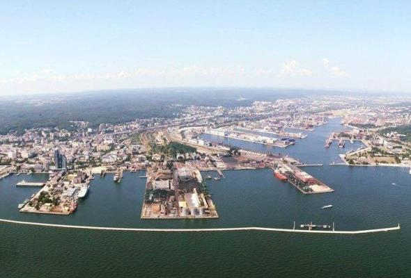 Port Gdynia podpisał umowę na projekt przebudowy Nabrzeża Pomocniczego