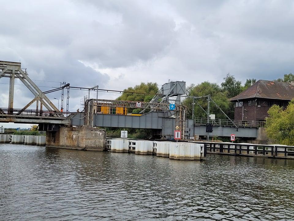 Budimex przebuduje most kolejowy na Regalicy. Umowa podpisana