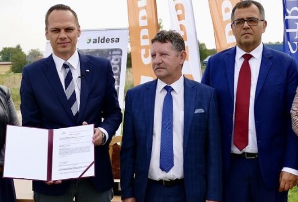 Aldesa ma kolejną umowę z GDDKiA. Dotyczy S19