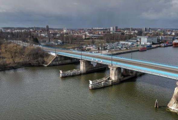Most Siennicki będzie przebudowany. Są oferty na projekt