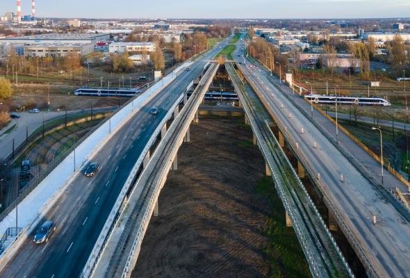 Łódź z umową na remont drugiego wiaduktu na Dąbrowie