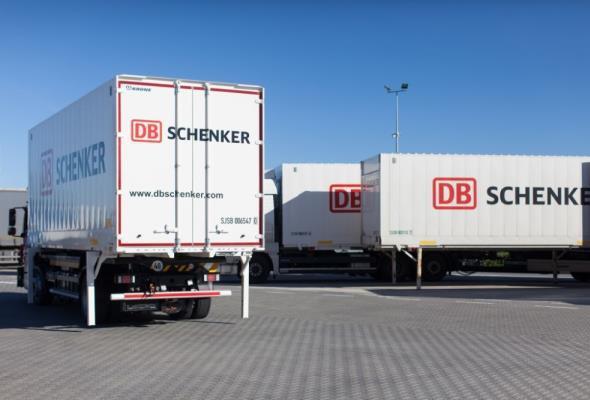 DB Schenker znów pyta: Czy jadę bezpiecznie?