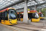 Warszawa: Zajezdnia z kredytu. Co z innymi inwestycjami tramwajowymi?