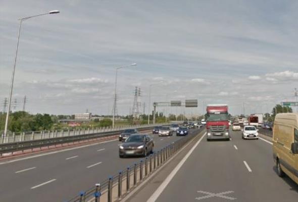 Warszawa. Most Grota-Roweckiego (nadal) wybierany najczęściej