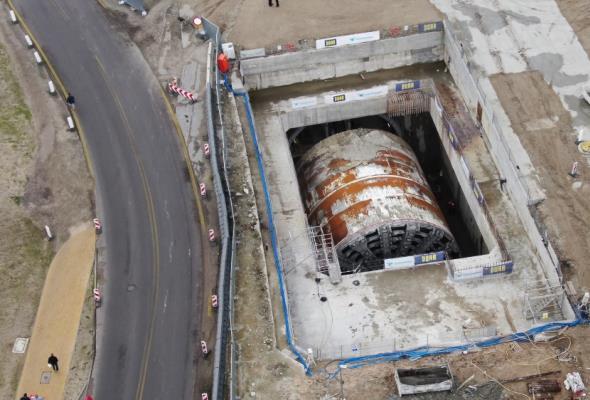 Tunel w Świnoujściu. Demontują część urządzeń. Nie są już potrzebne