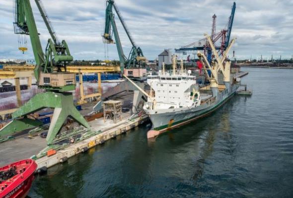 Ceva przetransportowała platformę wiertniczą z Polski do Tanzanii