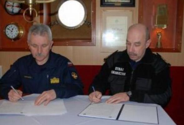 Współpraca na rzecz bezpieczeństwa morskiego