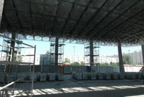 Dworzec Polski: Prace z myślą o Euro 2012 są zaawansowane