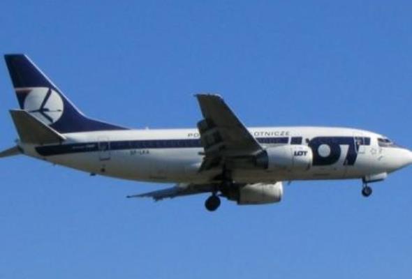 Samoloty LOT-u w etno-barwach?