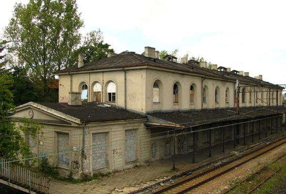 PKP i Politechnika Śląska opracowują plan dla dworca w Maczkach