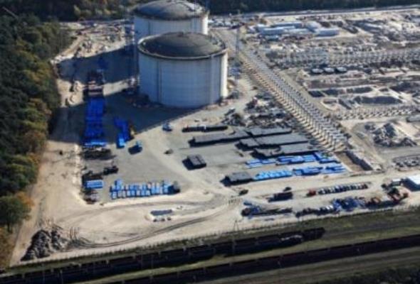 Polskie LNG: Obecne opóźnienie zostanie nadrobione
