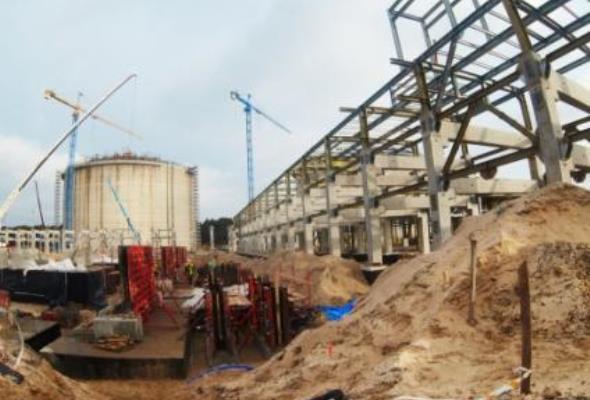 Wardziński: Terminal będzie zaopatrywać różnego typu jednostki LNG