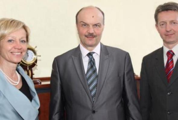 Nowy zarząd Spółki Zarząd Morskiego Portu Gdynia S.A.