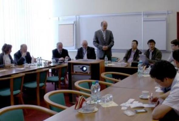 Port w Gdyni nawiązuje współpracę z Zhuhai Port Holdings