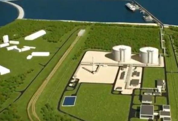 Terminal LNG: W marcu 2014 r. pierwszy statek