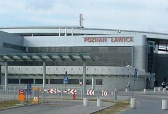 Powstanie linia kolejowa na lotnisko w Poznaniu