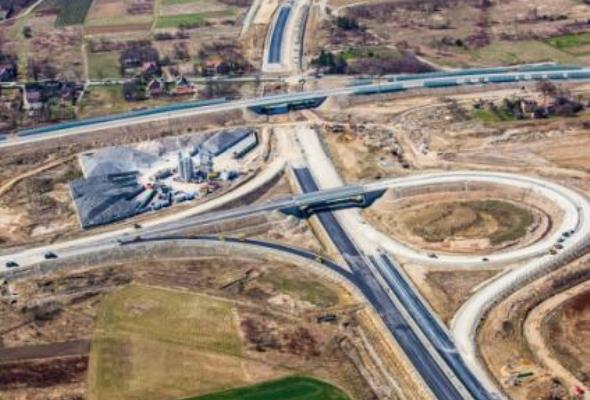 Podkarpackie: Trzy oferty na dokończenie A4 Tarnów – Dębica