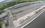 Terminal kontenerowy w Gliwicach rozbudowany