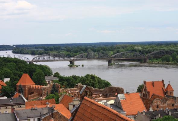 Toruń: 16 mln zł dofinansowania dla Szosy Chełmińskiej