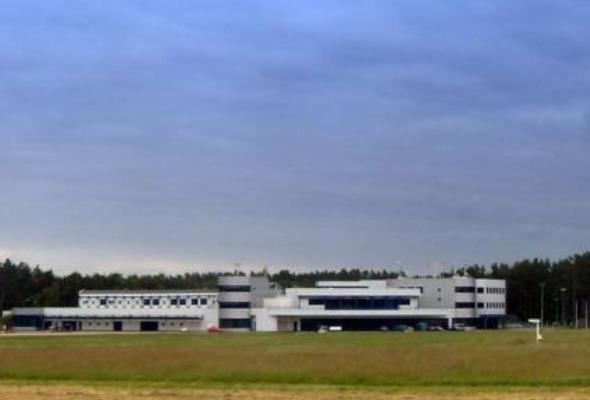 Wznowiono prace modernizacyjne na szczecińskim lotnisku