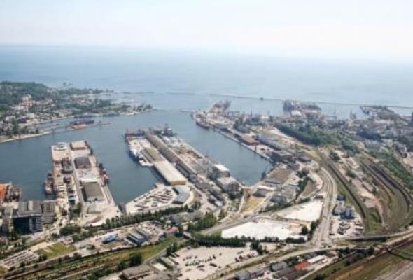 Port Gdynia: Wzrost przeładunków o 15%