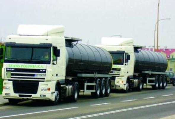 Trans Polonia po I kwartale 2013 roku – poprawa w transporcie drogowym