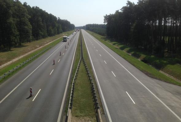 Remont A4 podniesie jakość techniczną autostrady