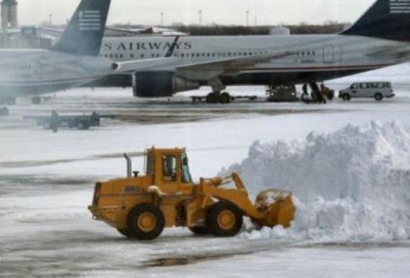 Nowak: Lotniska są przygotowane do zimy