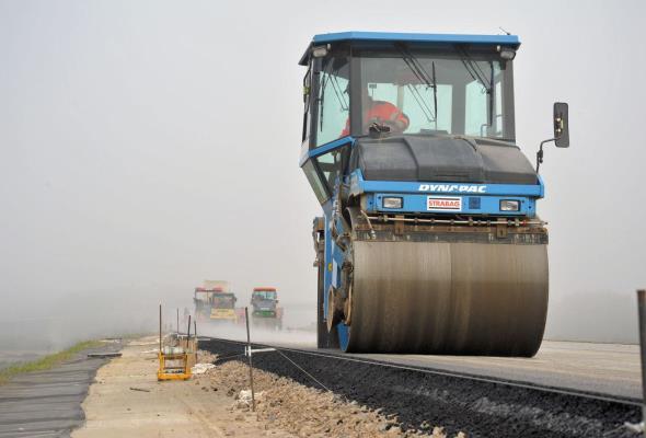 Polskie drogi będą z betonu
