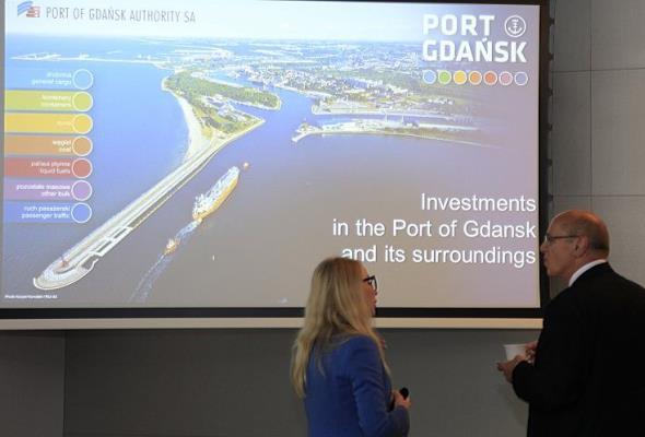 Koordynator korytarza bazowego Bałtyk – Adriatyk w Porcie Gdańsk