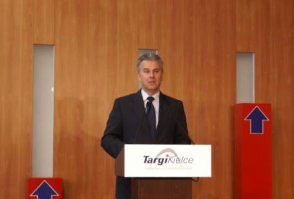 Grabarczyk: Infrastruktura to sztafeta