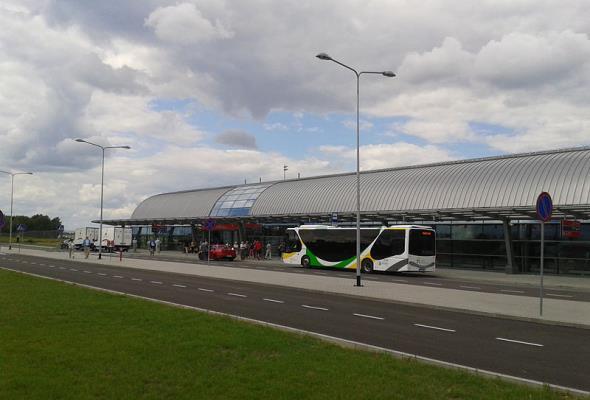 Modlin: Są skutki przeniesienia krajówek na Lotnisko Chopina