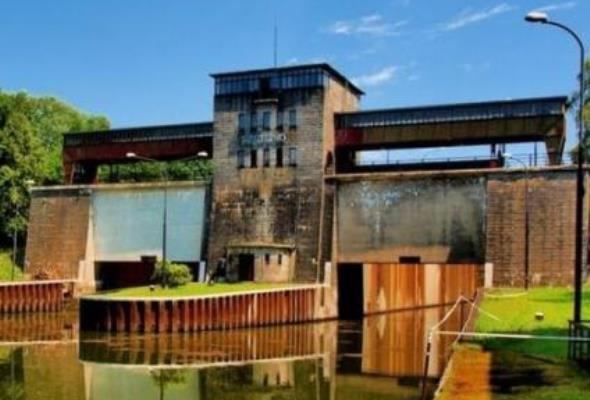 Navimor wyremontuje śluzę na Kanale Gliwickim