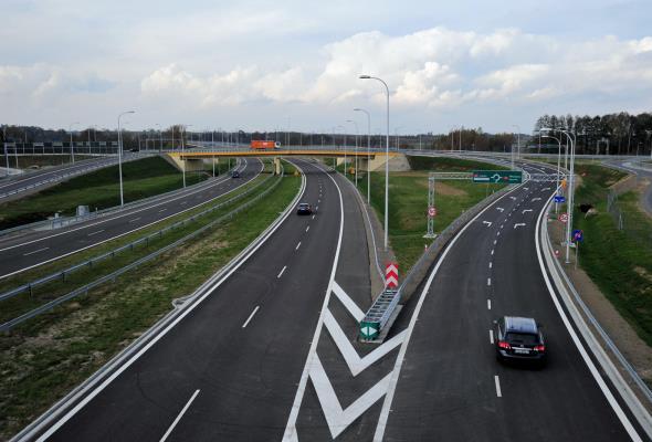 Mazowieckie: GDDKiA ogłasza przetargi na zaprojektowanie trzech tras