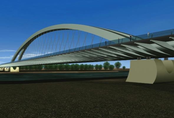 Warszawa: Wiadomo kto zaprojektuje Trasę Mostu Krasińskiego